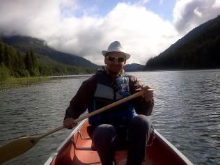Dave Jr at Jewel Lake
