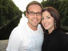 Mandy, Tyler in Europe 2012