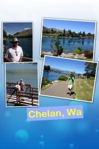 Chelan, friendly town