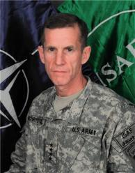 Stanley McChrystal - United States Army General (Retired) and Author