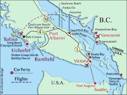 tofino map