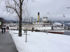 S.S. Sicamous looking grand