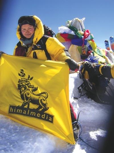 Shailee-Everest