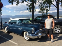 Cool old car with me