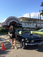 Cobra Mustang with Sue