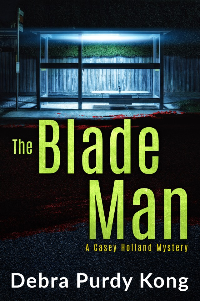 The Blade Man, front cover