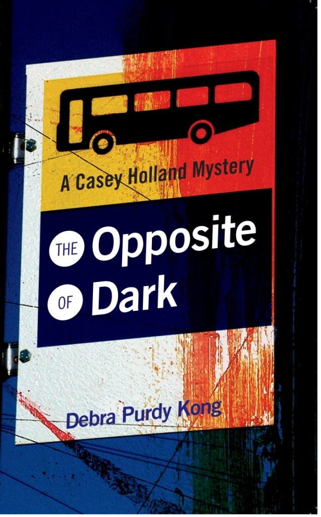 The Opposite of Dark, front cover