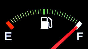 gas tank full